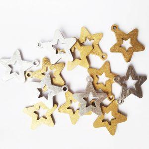 Zvezdice - okraski za jelko