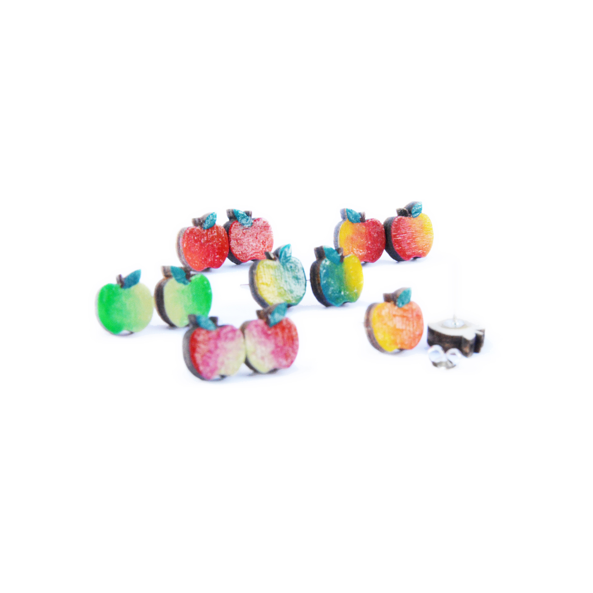 Tutti frutti jabolčka
